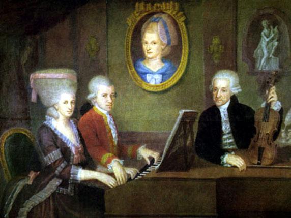 Anna Maria Mozart   For Naught