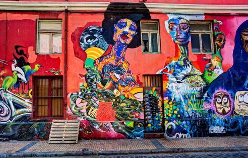 Valparaisio Street Art
